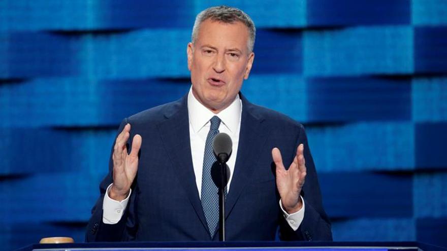 Los neoyorquinos votan para renovar el mandato de su alcalde o reemplazarlo