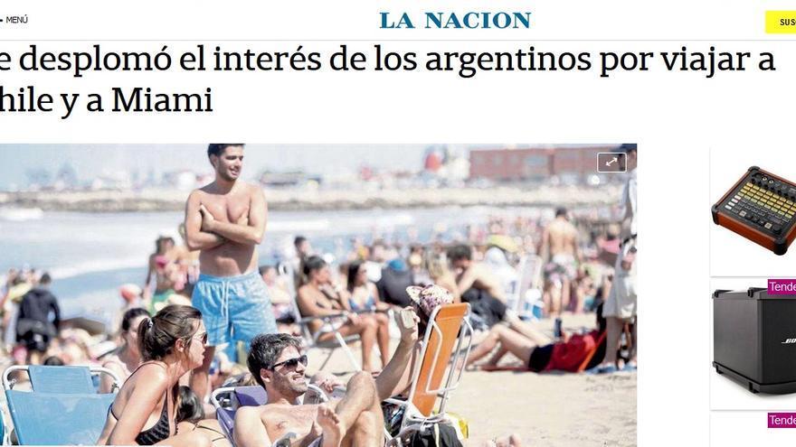 DEVALUACION ARGENTINA LA NACION