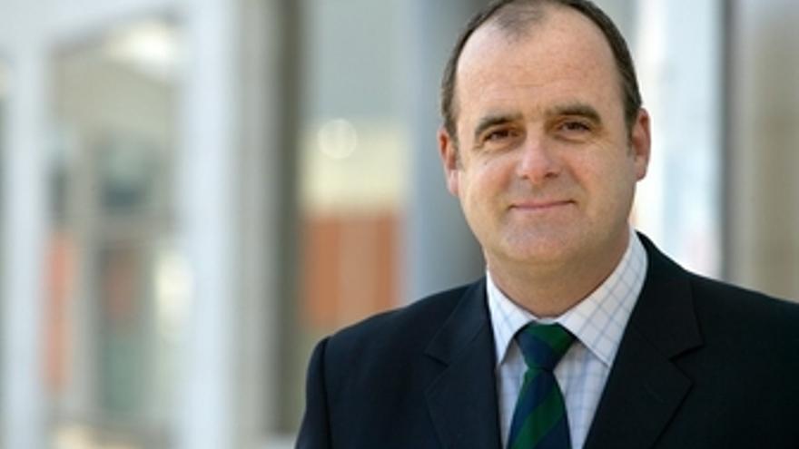 Joseba Egibar, portavoz del Parlamento Vasco. (EUROPA PRESS)