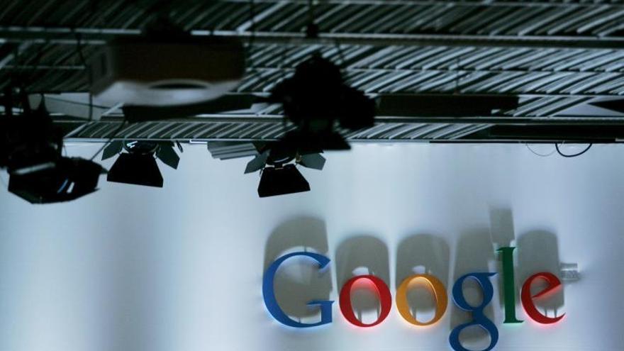 Logotipo de Google .