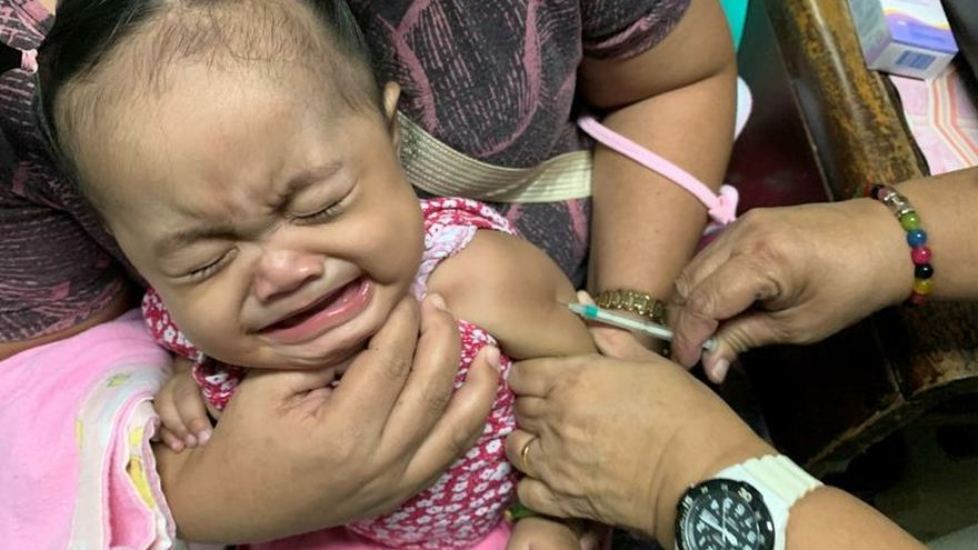 Filipinas, incubadora de enfermedades evitables por el miedo a las vacunas