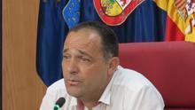 La Fiscalía denuncia al alcalde de Artenara por autorizar los fuegos artificiales que generaron los conatos de 2018