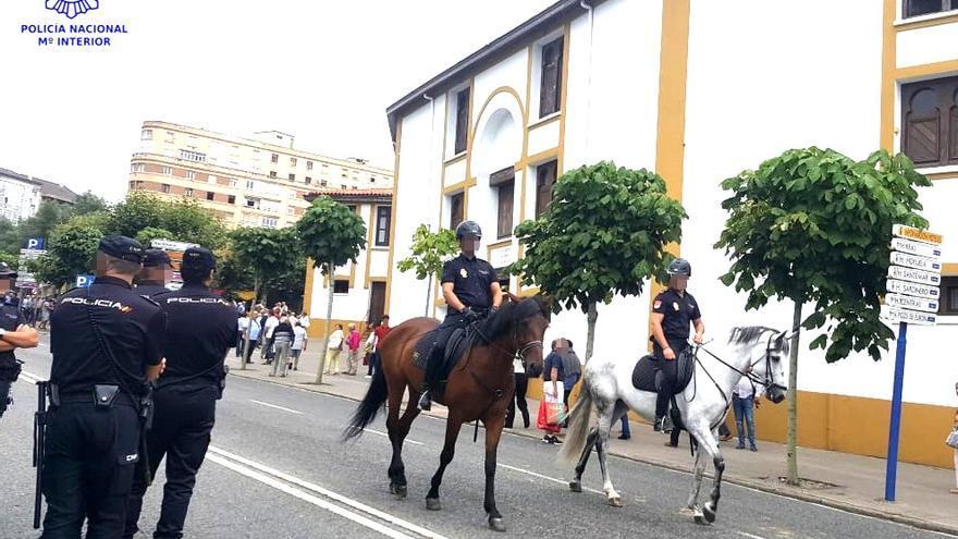 Unidad de Caballería de la Policía Nacional