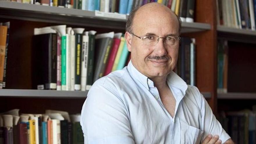 Rafael Rebolo es director del Instituto de Astrofísica de Canarias. Foto: EFE
