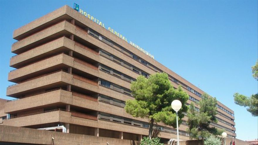 Hospital General de Albacete / Foto: SESCAM