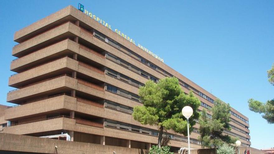 Hospital General de Albacete / Foto: SESCAM