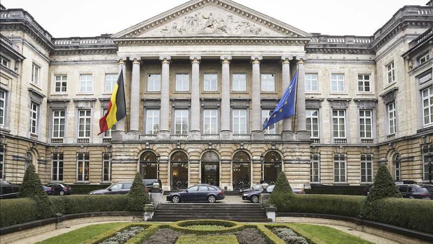 El Parlamento federal belga evacuado tras un aviso de bomba
