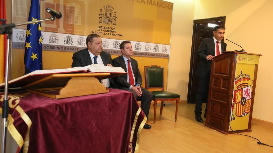 Toma posesión nuevo delegado de Gobierno Castilla-La Mancha, Manuel González Ramos