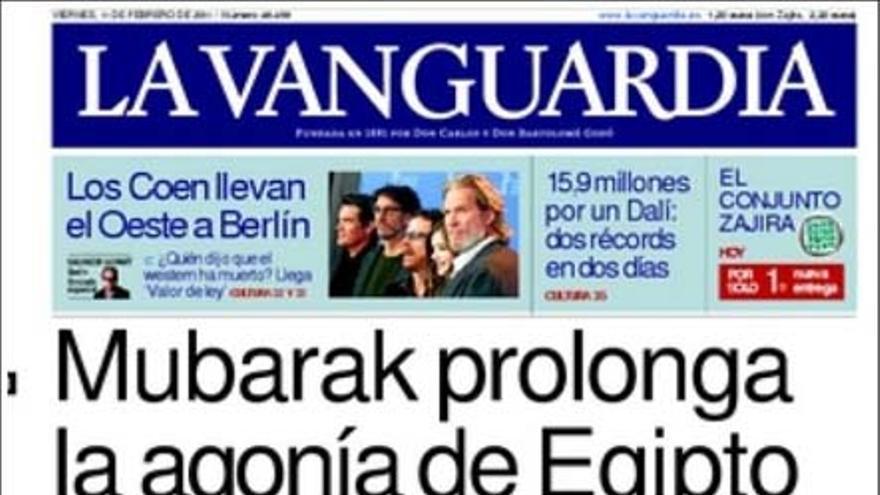 De las portadas del día (11/02/2011) #10