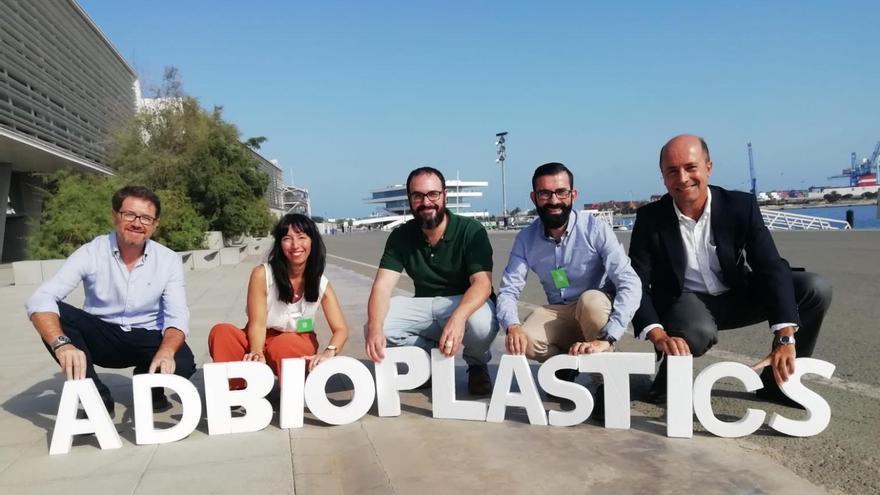 El equipo de ADBioplastics