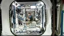 La nave de SpaceX ya ha llegado a la Estación Espacial Internacional