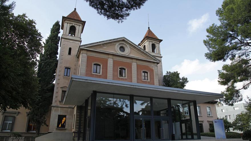 El recinto Torre Girona, del siglo XIX, alberga el superordenador más potente de España