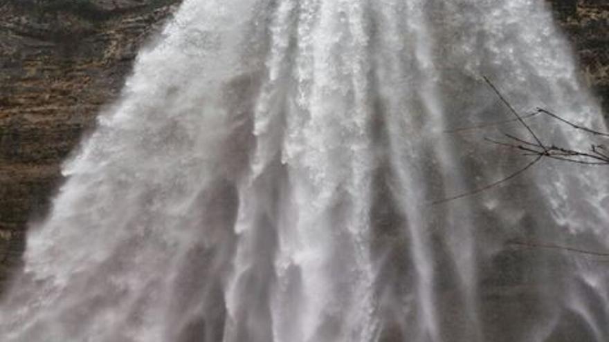 Nacimiento del río Mundo