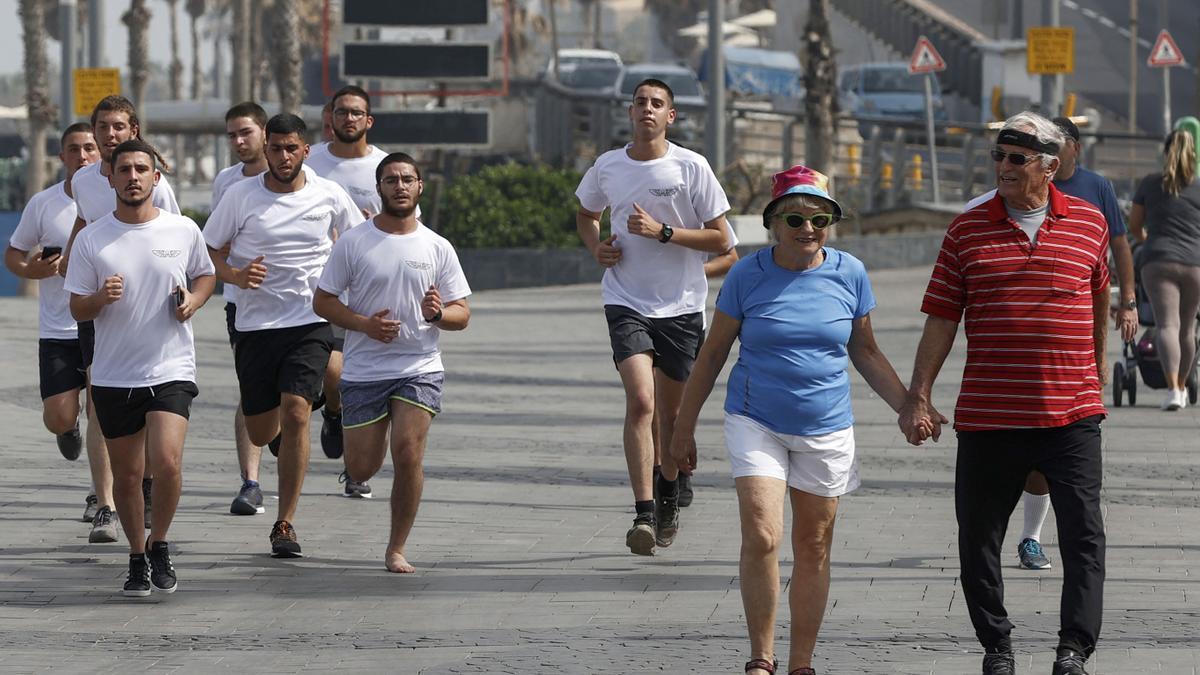 Israel levantó la obligación de usar tapabocas en lugares públicos