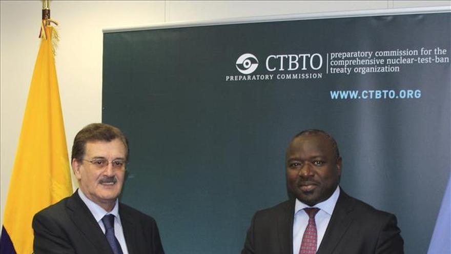 Ecuador y la CTBTO formalizan la construcción de dos estaciones en Galápagos