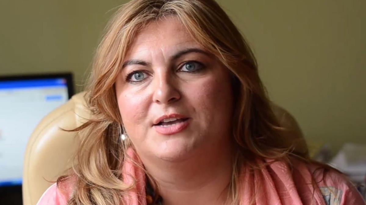 Beatriz Carrillo, diputada por el PSOE.