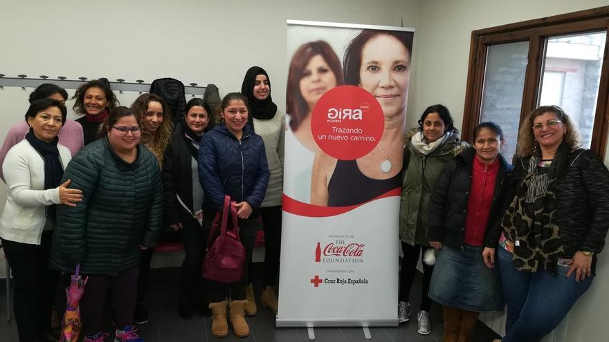 Un total de 70 mujeres en Tudela participan en una nueva edición de 'GIRA Mujeres' para mejorar la empleabilidad