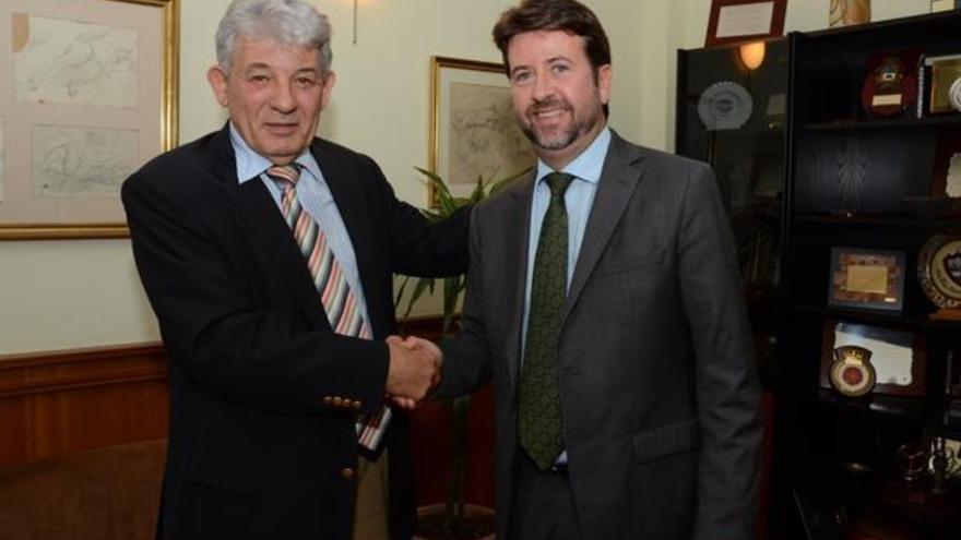 José Luis García y Carlos Alonso