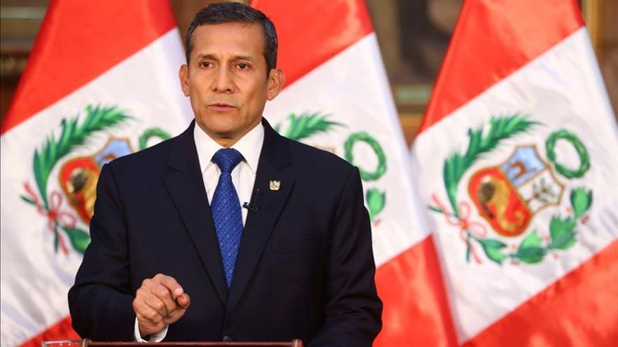 Humala descarta la suspensión del proyecto minero Tía María