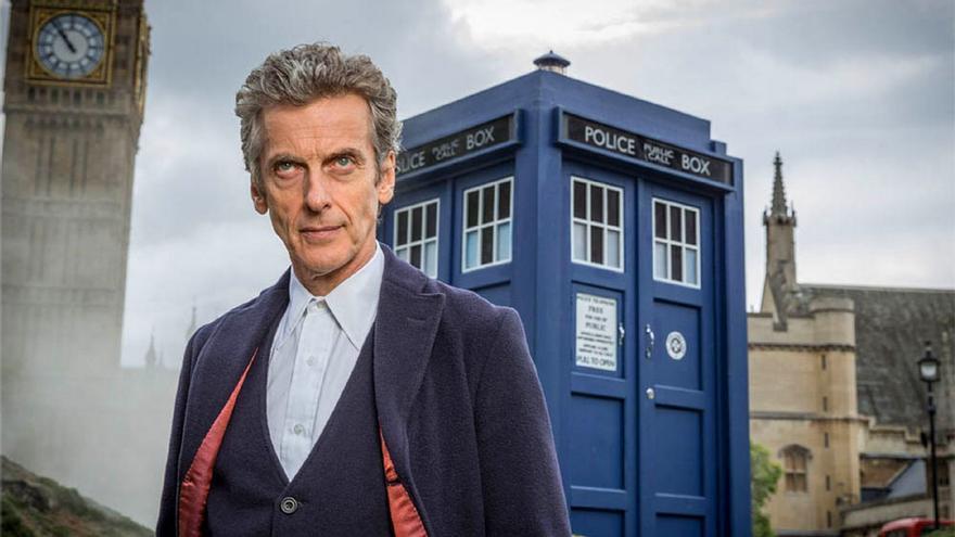 Peter Capaldi confirma la fecha de su adiós a 'Doctor Who'