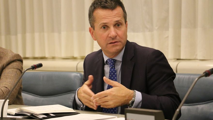 """Bildarratz (PNV) afirma que el 155 no soluciona nada y recuerda que esta  medida no se aplicó """"ni con Franco"""""""