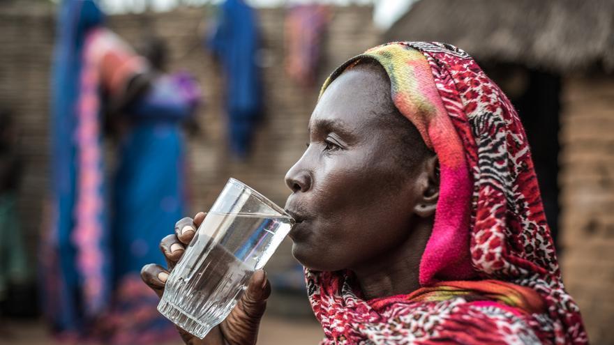 Akkoe Moussa, 50 años. Vive en Madoul (Chad).