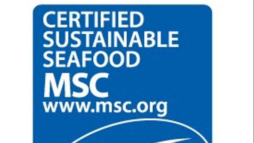 Sello de Marine Stewardship Council