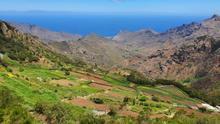 Explotación agrícola en Canarias