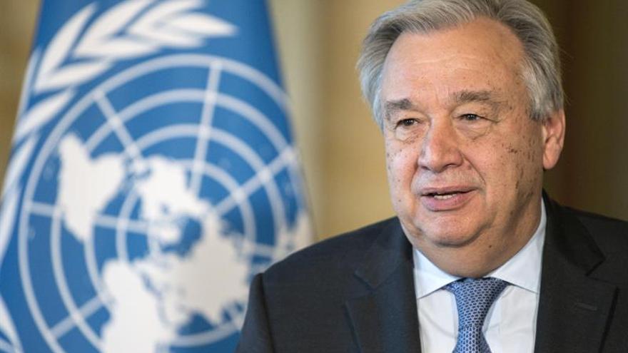 Guterres urge en Yemen al cese de hostilidades y a buscar la paz con diálogo