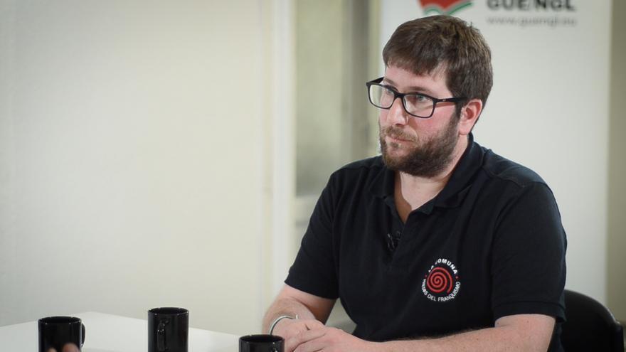 Miguel Urbán, eurodiputado y dirigente de Anticapitalistas