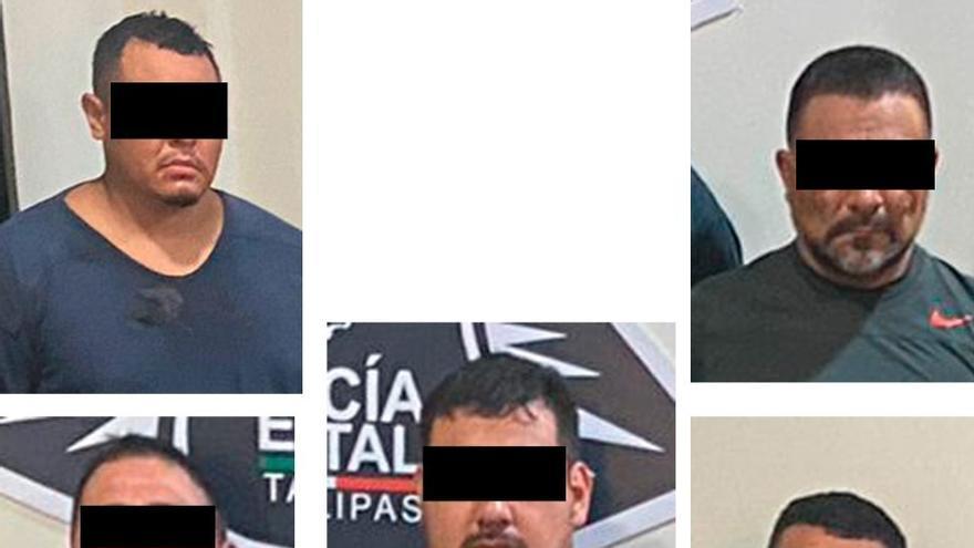 Detienen a ocho presuntos implicados en masacre de ciudad mexicana de Reynosa