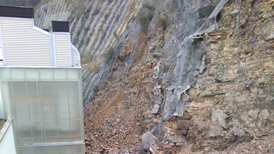Gobierno vasco, Diputación y Ayuntamiento de Ondarroa abordan la financiación de las obras de Kamiñalde