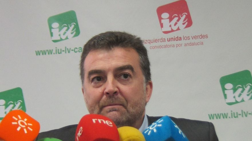 """Maíllo (IU), convencido de que García y el Consejo Local actuarán """"en coherencia"""" con los estatutos"""