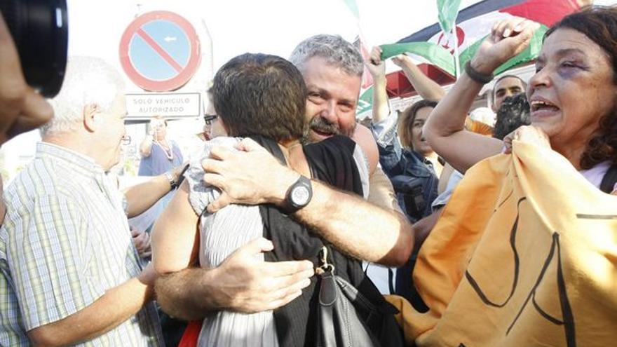 De la llegada de los activistas #8