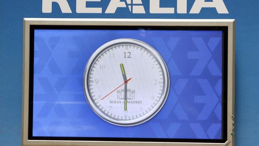 Realia abandona las pérdidas y gana 170.000 euros en el primer trimestre