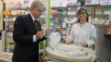 Más de 3.300 vascos retiran su medicación en farmacias de otras comunidades en el primer mes de la interoperabilidad