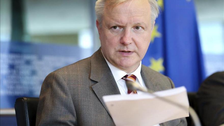 Rehn se suma a las recetas del FMI