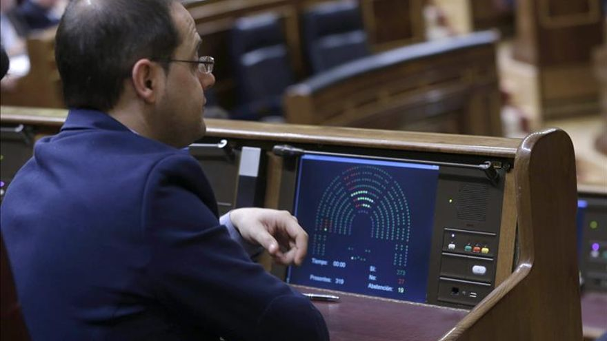 """Luena defiende que el PSOE es la alternativa """"segura"""" para el cambio"""
