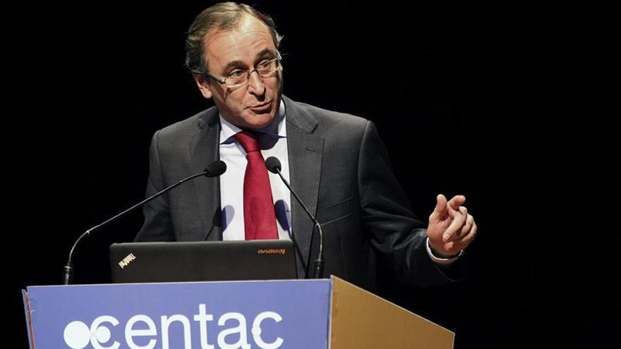 Alonso cree que los independentistas buscan la colisión con el Estado