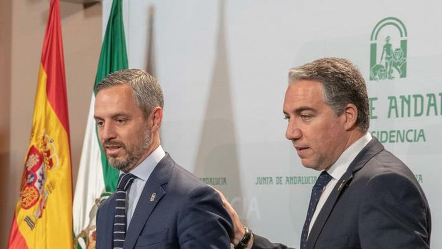 """La Junta ve bien ampliar el ámbito de """"la palabra violencia"""" como plantea Vox"""