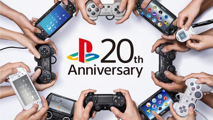 PlayStation Aniversario