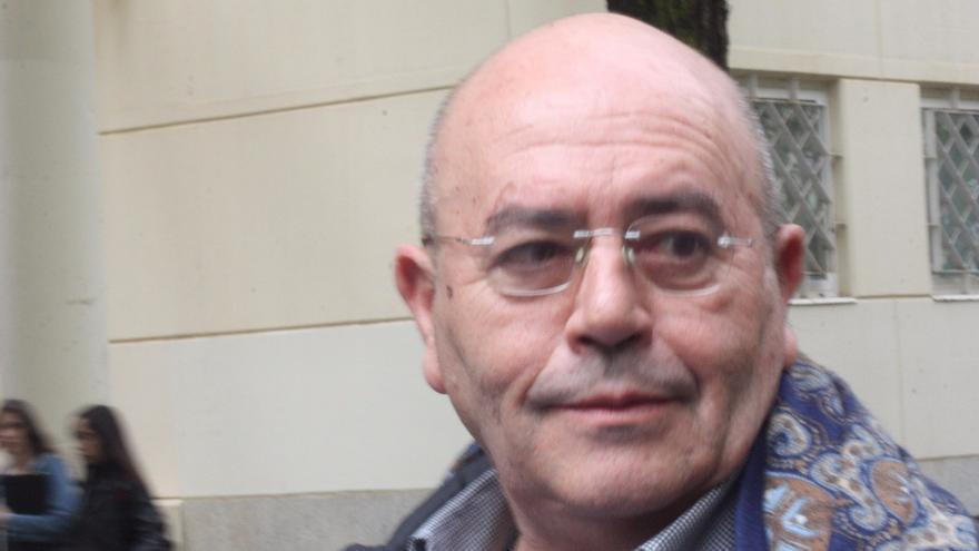 Juan Pablo Wert, candidato de Podemos al Congreso de los Diputados por Ciudad Real
