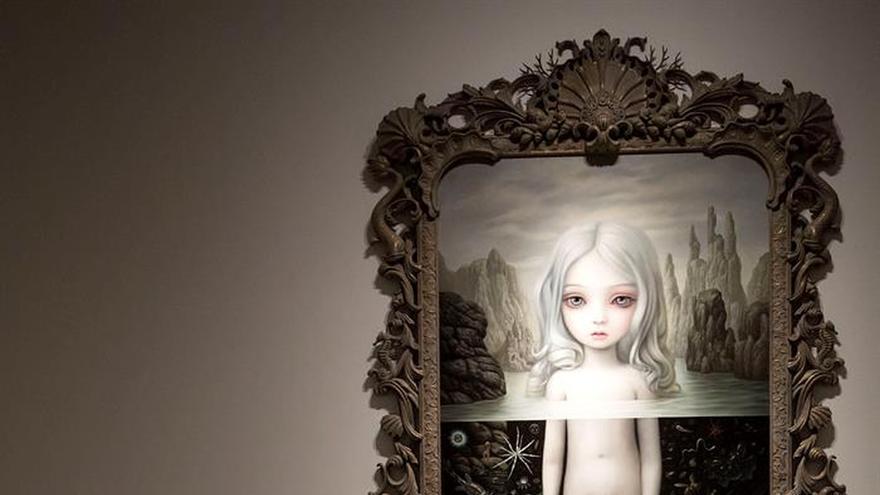 """El pintor Mark Ryden presenta sus """"maravillas"""" retrospectivas en Europa"""