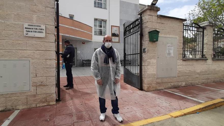 Desalojan la residencia de Alcalá del Valle con foco de coronavirus