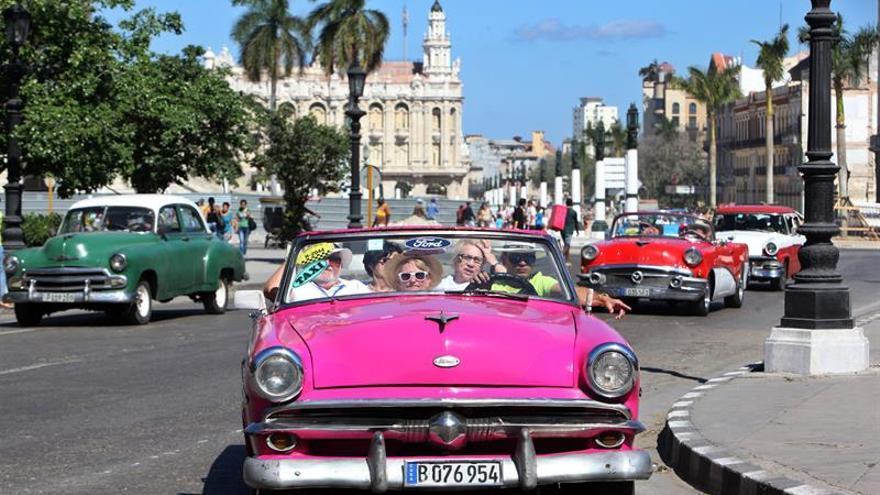La cifra de viajeros de EE.UU. a Cuba creció un 83,9 por ciento en el primer semestre de 2016