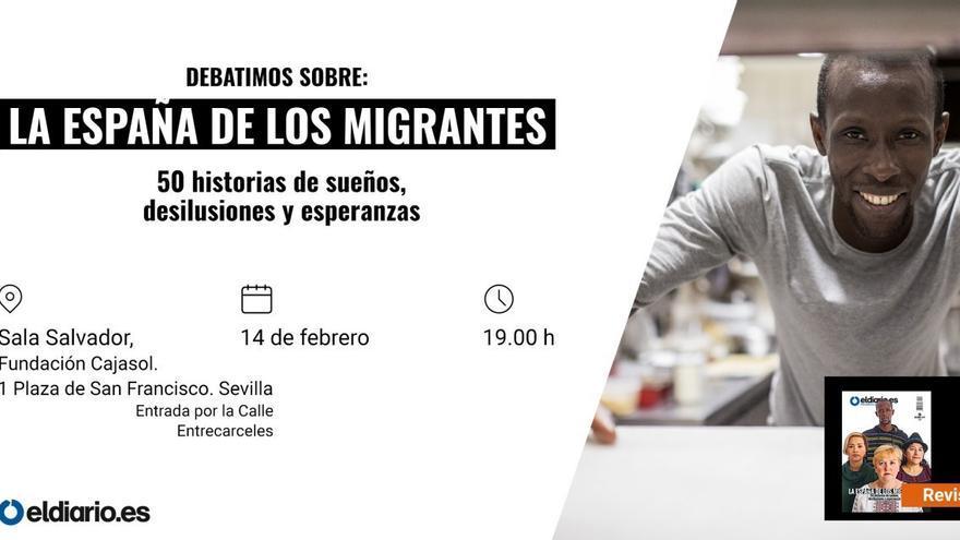 Mesa redonda  'La España de lo migrantes'