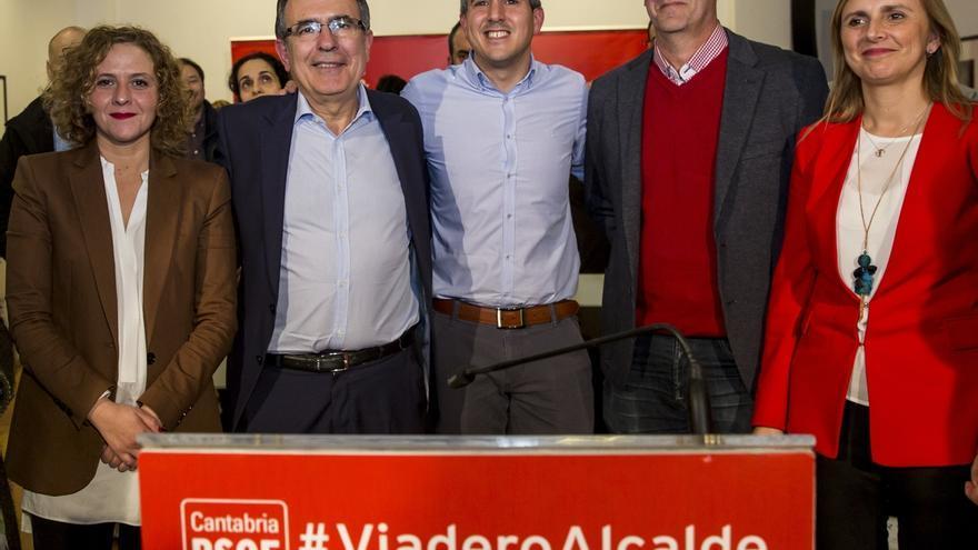 """Cruz Viadero apuesta por una Torrelavega """"inclusiva"""" con """"especial atención"""" a personas con dificultades"""