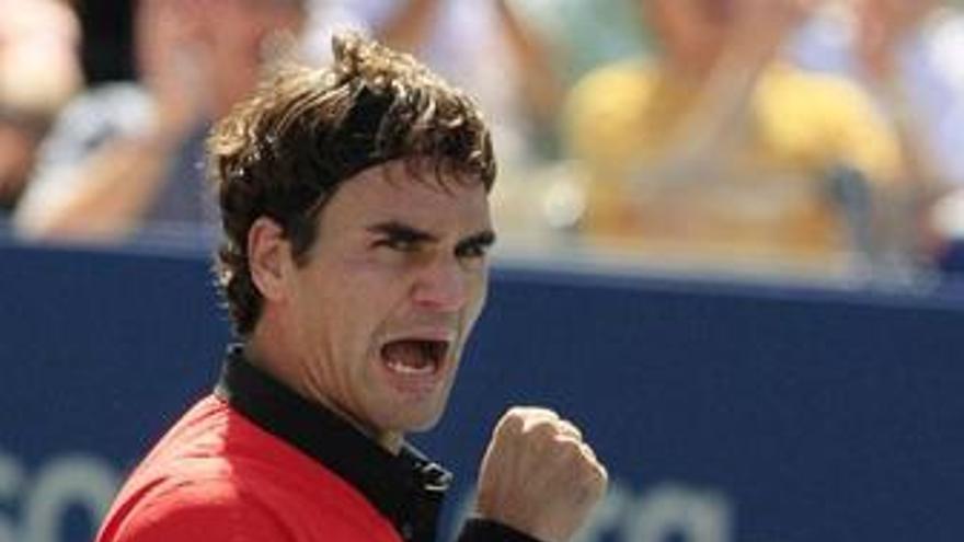 """Federer: """"Estoy aquí para seguir número uno"""""""