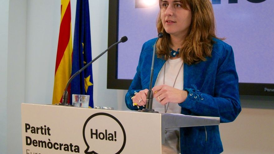 """PDECAT sobre la propuesta de ERC de adelantar el referéndum: """"Es hacer política ficción"""""""