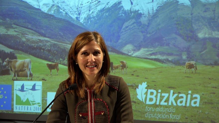 Bizkaia concluye el proyecto LIFE+ Ordunte Sostenible, con sus objetivos para mejorar el estado natural cumplidos